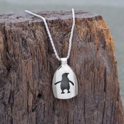 Large Penguin pendant