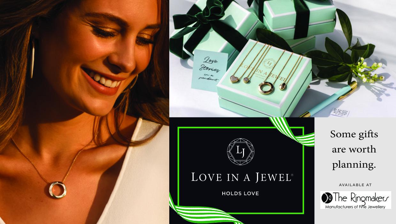 Love is a jewel