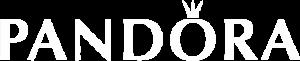 Pandora Jewellery logo white