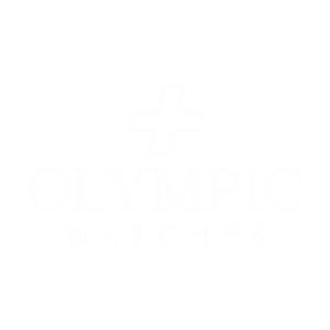 Olympic Watches logo white