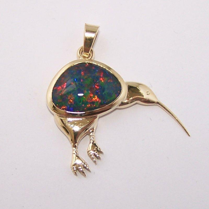 0pal kiwi pendant