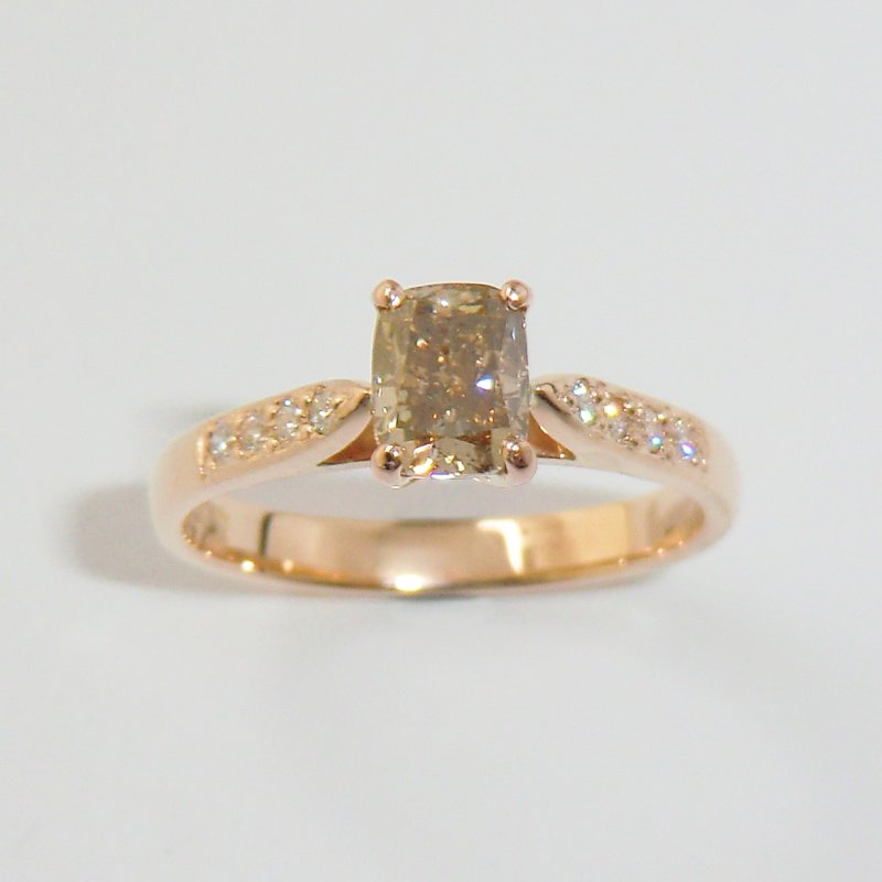 engagement chocolate diamonds fashionable diamond rings