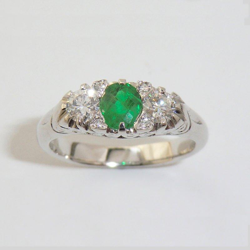 Garnet Dress Rings The Ringmakers Jewellers Timaru