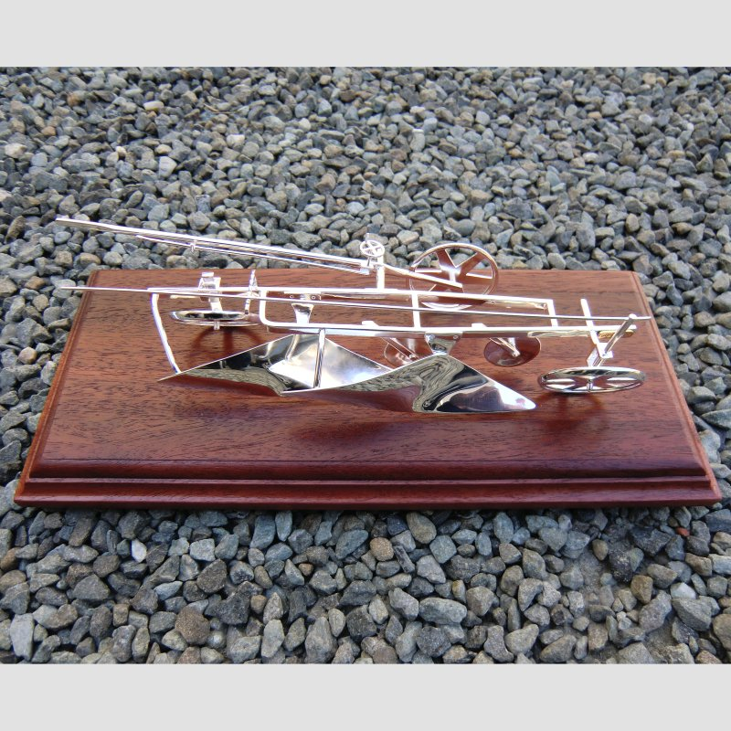 Sterling Silver Plough